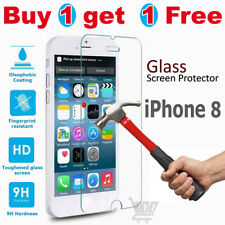 Full Front Cover Tempered Glass Screen Protector For Apple iPhone 8
