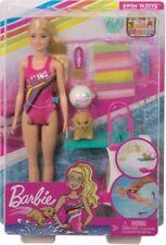 Barbie Sports Doll - Swim N Dive Edition