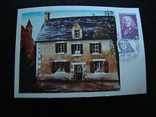 FRANCE - carte 1er jour 4/5/1968 (alain rene lesage) (cy19) french