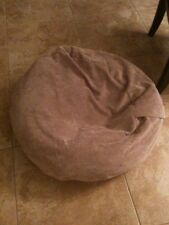 Posing Pillow Photography Prop Bean Bag Cover NEW Photo Beige Blue Yellow Brown