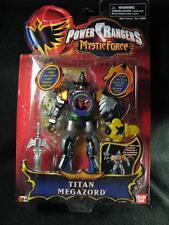 POWER RANGERS MYSTIC FORCE TITAN MEGAZORD NEW! retired 2006