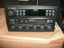 NOS 2000 2001 MERCURY VILLAGER AM/FM CASSETTE HEAD