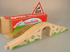 Tunnelbrücke f. Holzeisenbahn - Funtoys 42501347