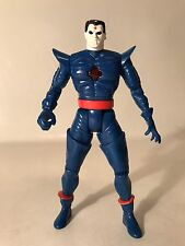 "Vintage Marvel Uncanny X-Men Mr Sinister Evil Mutants 5"" Figure Toybiz 1992 Blue"