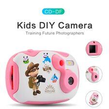Children Digital Camera Recorder Multiple Language Educational Gift for Boy Girl