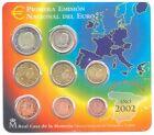CARTERA DE EUROS FNMT AÑO 2002 ( MB11942 )