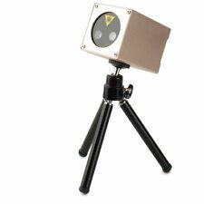 Usb Rechargeable Mini Rg Laser Light Dj Disco Party Stage Lighting W/Bracket