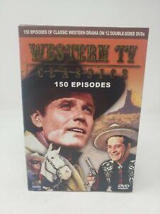 Western TV Classics (DVD, 2007)