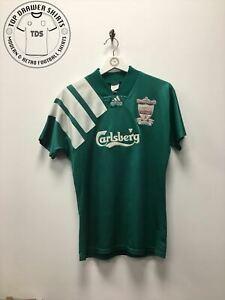 "Liverpool away Football Shirt 1992/1993 Men's Small 34/36"""