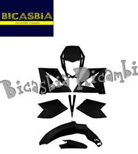 10344 - SET 8 PIEZAS CASCOS CPI SM / SX 50 BLANCO SCUDO LADOS GUARDABARROS