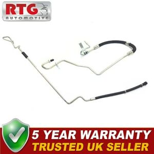 Power Steering Pipe For Ford Transit 2013 On High + Low Pressure Return Pair