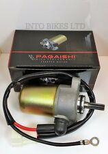 Genuine Pagaishi Heavy Duty Starter Motor Yamaha X-Max R EU3 125 cc 2010