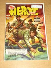 HEROIC COMICS #69 FN+ (6.5) EASTERN COMICS NOVEMBER 1951