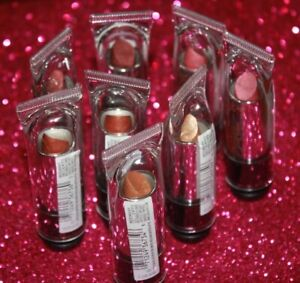 2X L'oreal Infallible® Crushed Foils Metallic Lipstick,4 Shades PICK YOUR COLOR