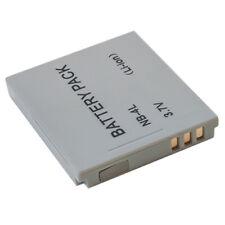 Batería batería para Canon Digital IXUS 30 40 50 55 60 65 70 Battery nb-4l - 760mah