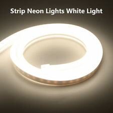 12V Neon Strip Led Light Tube Diy Signs Cuttable Silicone Lamp Rope Waterproof