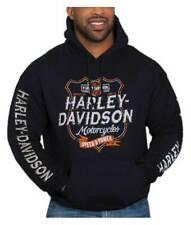 Harley-Davidson Mens Destiny Zip Up Hoodie 30297756