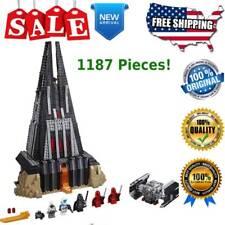 Star Wars 05152 Building Blocks Set Darth Vader Castle Model Bricks Toys Kids
