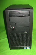 Fujitsu Esprimo p5730 E-Star 5 2,7ghz e5400 160 Go HDD WINDOWS 7 CD + COA