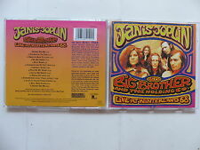 CD Album JANIS JOPLIN, BIG BROTHER & THE HOLDING COMPANY Live at Winterland '68