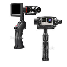 WenPod Handheld Camera Stabilizer for Gopro HD Sport Camera with 3.5'' Monitor