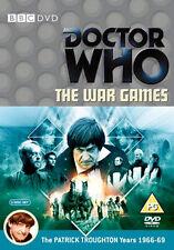 DOCTOR WHO - WAR GAMES (CLASSIC) - DVD - REGION 2 UK