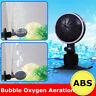 Aquarium Fish Tank Black Bubble Air Diffuser Oxygen Aeration Pump Suction Cup