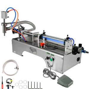 5-100ml Machine de Remplissage Liquide Pression Pneumatique Automatique 220V