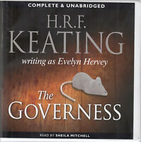Evelyn Hervey H R F Keating The Governess 8CD Audio Book NEW Unabridged FASTPOST