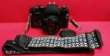 Vintage Sears KSX 35mm SLR Camera 1:20 50mm Lens Japan Photography Photo
