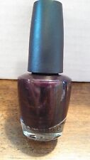 OPI Plum Full of Cheer Nail Polish Lacquer - Ulta Holi-Daze Holiday Christmas