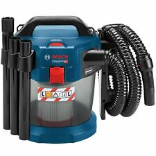 Bosch 18v Cordless Wet & Dry Vacuum Hoover Bare Unit 06019c6300 Gas 18v-10 L