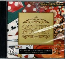 Lot of 10 Golden Nugget Pc Sealed New Jewel Case