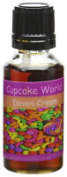 Cupcake World Devon Cream Intense Food Flavouring Concentrates Vape 28.5 ml