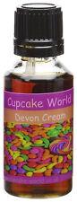 Cupcake World Devon Cream Intense Food Flavouring Concentrates Vape 28.5 ml