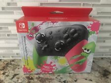 Nintendo Switch Pro Controller - Splatoon 2 Edition [Discontinued] US Version