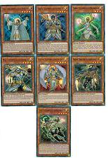 Lightsworn Deck Core Lyla, Garoth, Lumina, Wolf, Celestia, Raiden, Felis
