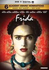 Frida (2002) With Salma Hayek DVD Region 1 031398137474
