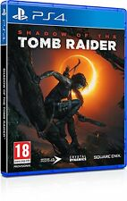 SHADOW OF THE TOMB RAIDER PS4  ESPAÑOL NUEVO FISICO PRECINTADO CASTELLANO