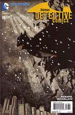 DETECTIVE COMICS #39 - New 52 - VARIANT COVER 1:25