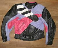 """ Hein Gericke "" Men's Motorcycle - Leather Jacket/Biker Combination Jacket"