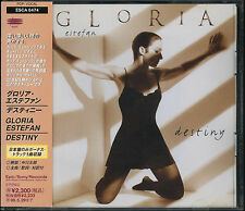 GLORIA ESTEFAN-Destiny 12tracks Japan CD w/OBI