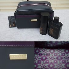 Ted Baker Mens Fitzrovia Toiletry Body Hair Wash Bag Spray Christmas Gift Set
