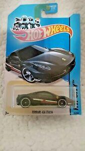 2014 Hot Wheels Ferrari 458 Italia