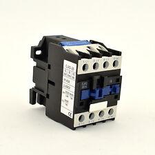 CJX2-2510 AC220V 50Hz Coil 40A 3 Phase 1NO Normal Open  AC Contactor