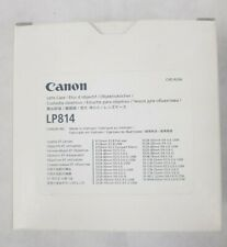 Canon Lens case bag LP814 Camera genuine NEW IN BOX