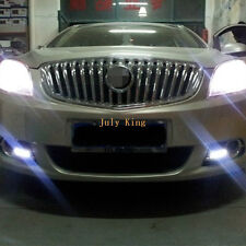 LED Daytime Running Lights DRL LED Fog Lamp for Buick Excelle GT / Verano 2012+