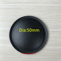 "Diameter 50mm Rubber Dome Dust Cap For 5"" 6"" 6.5"" 5inch 6inch  Subwoofer Speaker"