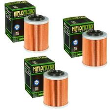 Hiflo Oil Filter 3 Pack Bombardier Can-Am Outlander/ Renegade 400 500 650 800