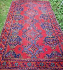 Alter Teppich wohl Oushak Teppich ushak old Oushak Rug ca. 290*180 cm
